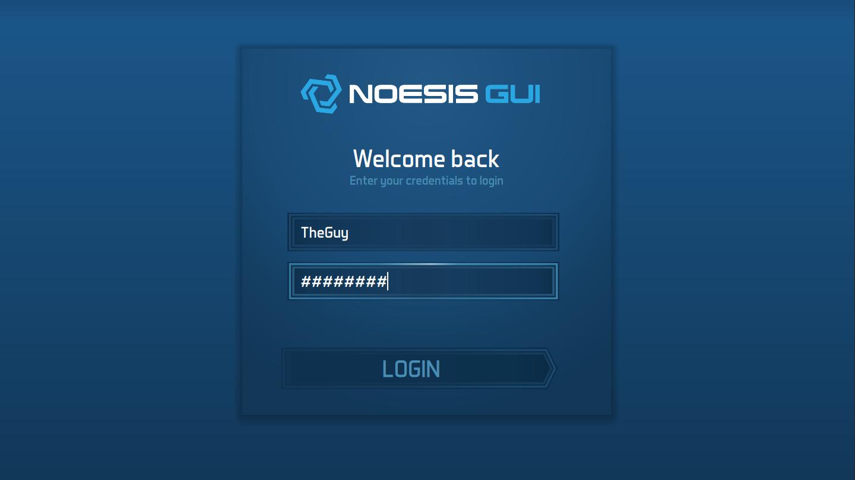 Samples | NoesisGUI